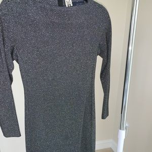 Sparkly Going Out Dress from ZARA - Size Small